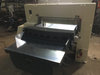Program Controlled Paper Cutting Machine With 7 Inch Screen