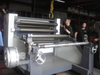 Roll To Roll Paper Embossing Machine For Shopping Bag.